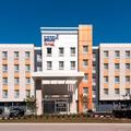 Exterior of Fairfield Inn & Suites by Marriott Tampa Westshore