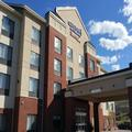 Exterior of Fairfield Inn & Suites by Marriott Vernon