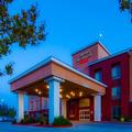 Exterior of Fairfield Inn & Suites by Marriott Visalia Tulare