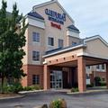 Exterior of Fairfield Inn & Suites by Marriott Youngstown