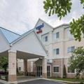 Exterior of Fairfield Inn Uniontown