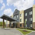 Exterior of Fairfield Inn Webster East