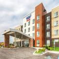 Exterior of Fairfield Inn Wentzville Mo