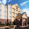 Exterior of Fairfield Inn by Marriott Charlotte Gastonia