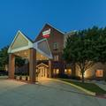 Exterior of Fairfield Inn by Marriott Dallas / Lewisville