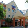 Exterior of Fairfield Inn by Marriott Dallas Park Central