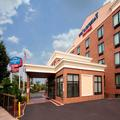 Exterior of Fairfield Inn by Marriott Jfk Airport
