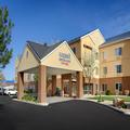Exterior of Fairfield Inn by Marriott Salt Lake City Airport