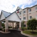 Exterior of Fairfield Inn by Marriott Scranton