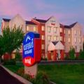 Exterior of Fairfield Inn by Marriott Spokane