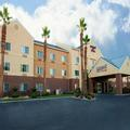 Exterior of Fairfield Inn by Marriott St. George