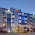 Exterior of Fairfield Inn by Marriott Tewksbury / Andover