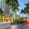 Exterior of Fort Lauderdale Marriott North