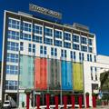Exterior of Four Points by Sheraton Bolzano