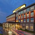 Exterior of Four Points by Sheraton Columbus Ohio Airport