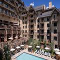 Exterior of Four Seasons Resort Vail