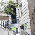 Exterior of Generator Hostel London