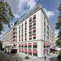 Exterior of Grand Elysee Hamburg