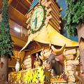 Exterior of Great Wolf Lodge Wisconsin Dells