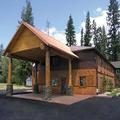 Exterior of Guesthouse Lodge Sandpoint
