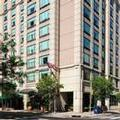 Exterior of Hampton Inn Center City Philadelphia