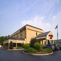 Exterior of Hampton Inn Danville