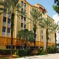 Exterior of Hampton by Hilton Miami Coconut Grove / Coral Gabl