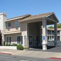 Exterior of Heritage Inn Express Chico