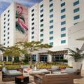 Exterior of Hilton Garden Inn Miami Dolphin Mall