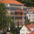 Exterior of Hilton Imperial Dubrovnik