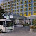 Exterior of Holiday Inn Athens Attica Av Airport W