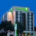 Exterior of Holiday Inn Beaumont Plaza