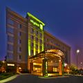 Exterior of Holiday Inn Detroit Metro Airport