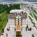Exterior of Holiday Inn Exp Houston South