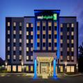 Exterior of Holiday Inn Exp Sarnia Point Edward