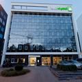 Exterior of Holiday Inn Express Antwerp City North