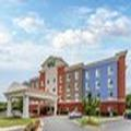 Exterior of Holiday Inn Express Charlotte Arrowood