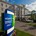 Exterior of Holiday Inn Express Columbus Easton