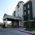 Exterior of Holiday Inn Express Corpus Christi North