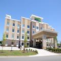 Exterior of Holiday Inn Express Covington Madisonville