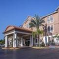 Exterior of Holiday Inn Express Daytona Speedway