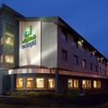 Exterior of Holiday Inn Express Dunfermline