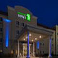 Exterior of Holiday Inn Express Evansville West
