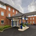 Exterior of Holiday Inn Express Gatwick Crawley