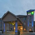 Exterior of Holiday Inn Express Greensburg