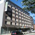 Exterior of Holiday Inn Express Hamburg St. Pauli Messe
