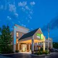 Exterior of Holiday Inn Express Hanover