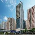 Exterior of Holiday Inn Express Hk Mongkok
