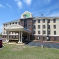Exterior of Holiday Inn Express Hotel & Suites Bartlesville