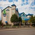 Exterior of Holiday Inn Express Hotel & Suites Chicago-Midway Airport